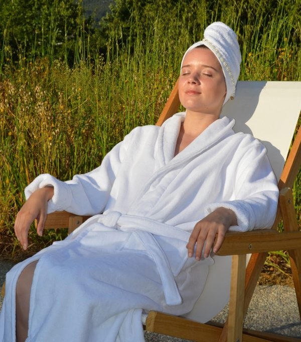 Robe de banho