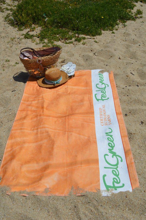 Toalha de praia FeelGreen